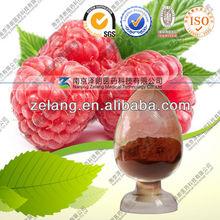 25% Anthocyanidin Raspberry plant extract