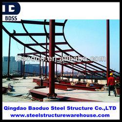 pre engineering steel hotel