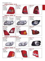 TOYOTA COROLLA AUTO LAMP
