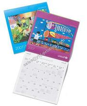 customized 2012 hanging calendar