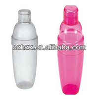 Shenzhen PS good quality cocktail shaker, mixing bottle with logo
