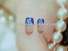 2014 Artificial Fingernails Nail tips/fashion nail art accessories salon nail gel polish