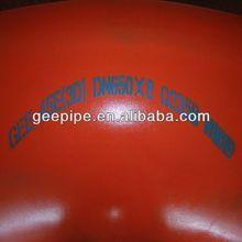 90 degree long radius carbon steel elbow