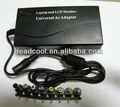 Leadcool 70 dc12v 70w universal laptop cabo de alimentação adaptador para fujitsu, gateway, ibm