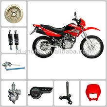125cc dirt bike NXR125 engine parts