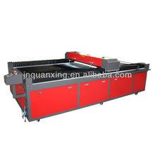 Quanxing 1200 * 2400 mm usado máquina de corte a laser corte de aço