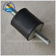 Rubber components vibration damper