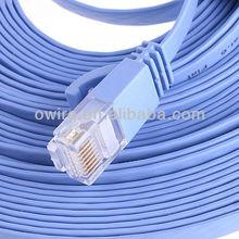 flat utp cat 5 lan cable