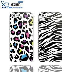 For Samsung Galaxy Gio S5660 Colorful Zebra Stripes Phone Case