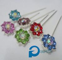 muslim scarf pin shawl brooch crystal hijab pin fixed safety pin