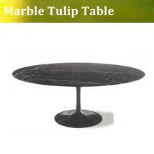 Oval Tulip Table