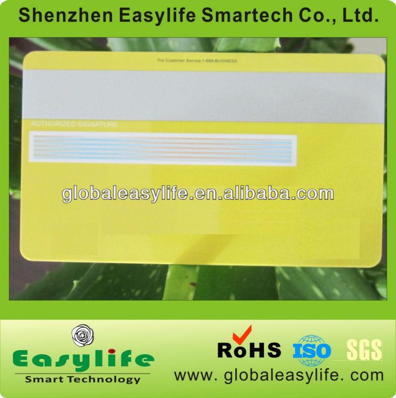 Card Signatures Signature Strip Card