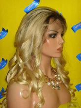 qingdao LiBeier wigs full lace wig mongolian hair