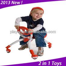 Bambino bambini triciclo a camminare pratica--- alta qualità di design