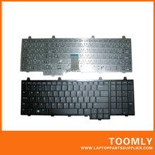 Genuine Laptop Keyboard For Dell Inspiron 1750 Laptop Keyboard NSK-DN001