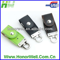 2013 OEM manufacture Leather usb flash drives bulk cheap