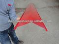 Yiwu venda direta da fábrica colorido coberturas metálicas de telha