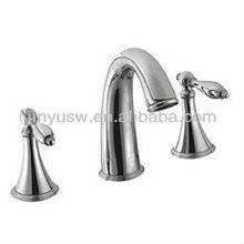double handle basin sink faucet JY-7608 sensor wash basin mixer