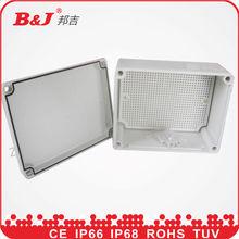 waterproof plastic electrical enclosure IP68