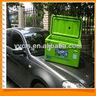 60L Plastic Car Refrigerator ,Portable Food Cooler Box