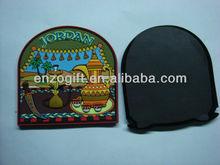 Soft PVC Fridge magnet, Country souvenir fridge magnet gifts