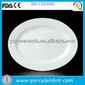 durável porcelana prato oval