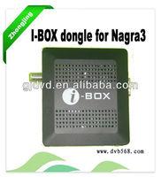 original i box dongle for nagra3 in stock