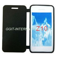 Mobile Phone Flip Cover For Blackberry Z10 Flip Cover