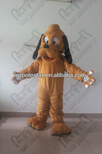 top quality dog mascot costume NO.3659