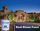 Acrylic Spraying Concrete stone effact coating/paint for Building Exterior Wall decoration