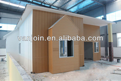 Low cost fast construction house prefabricated