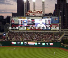 Coreman high bright 7000nit,8000nit football,basketball,soccer sport large stadium led display