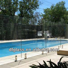 safety tempered glass pool fence panels