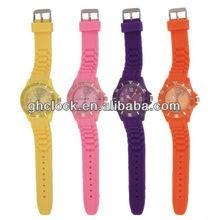 Vogue Fashion Silicone Watches ladies 2012