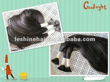 Eurasian 100% Human Hair Bulk Extension,Godness Beauty Silky Straight Hair