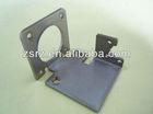 customed steel drill press parts