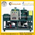 Residuos aceite de motor de la máquina de reciclaje/camiones/otros vehículos de motor de reciclaje de aceite