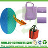 nonwoven shopping bags, pp spunbond fabric for hand bags