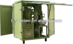 Car oil purifier machine/purification Oils Used Car (ZJA )