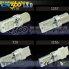 Newest super bright led projector fog lights 9006 h8 h11 h10 1156 1157 led car fog light 12w