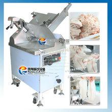 FQP-380 HOT SALE Freezing Chicken Slicing Machine (100% Stainless Steel) SKYPE:selina84828 TEL:0086-18902366815....Nice!
