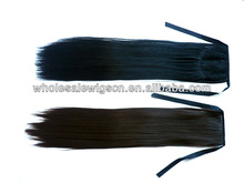 Best selling synthetic pony tail