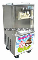 with pump and rainbow system soft ice cream machines for sale BQ333