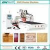 woodworking cnc router atc/balsa wood cutting machine/log wood processing machine