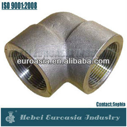 High Pressure Forged Steel Pipe Fitting Elbow