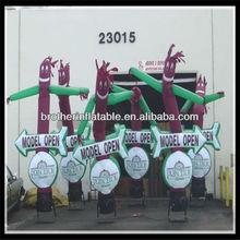 XD A2216 custom inflatable air dancer outdoor