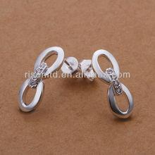 wholesale silver sunglass earrings E298