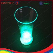 glass christmas ball with led light led cup