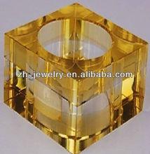 crystal napkin ring sets