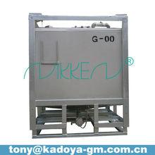 1000L stainless steel storage gasoline tank